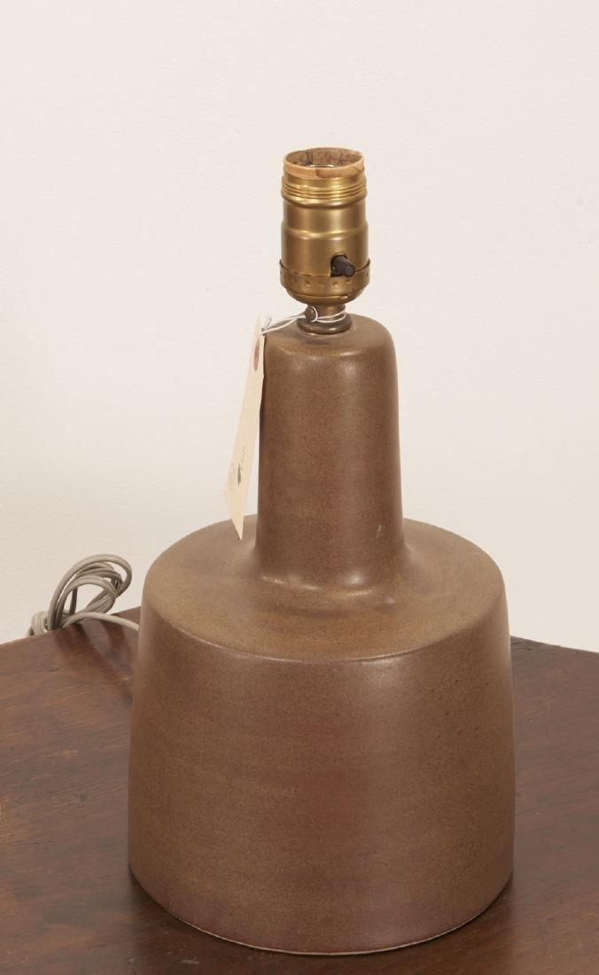 Martz studio ceramic table lamp