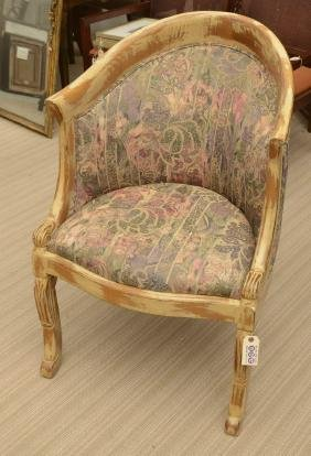 Contemporary Italian gondola chair