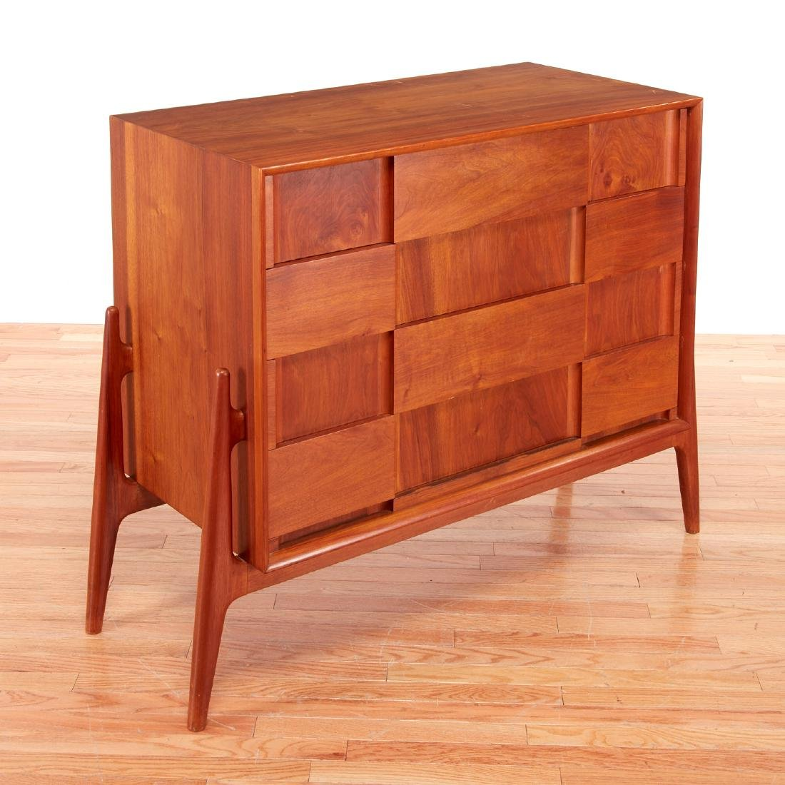 Edmond J. Spence chest of drawers