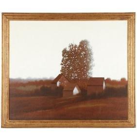 Robert Kipniss, painting