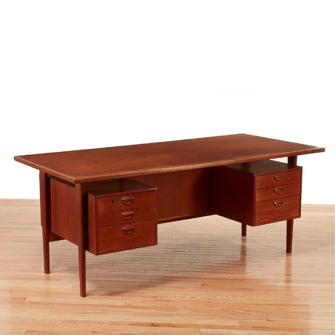 Kai Kristiansen Danish Modern desk