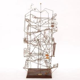 Martin Hughes, sculpture