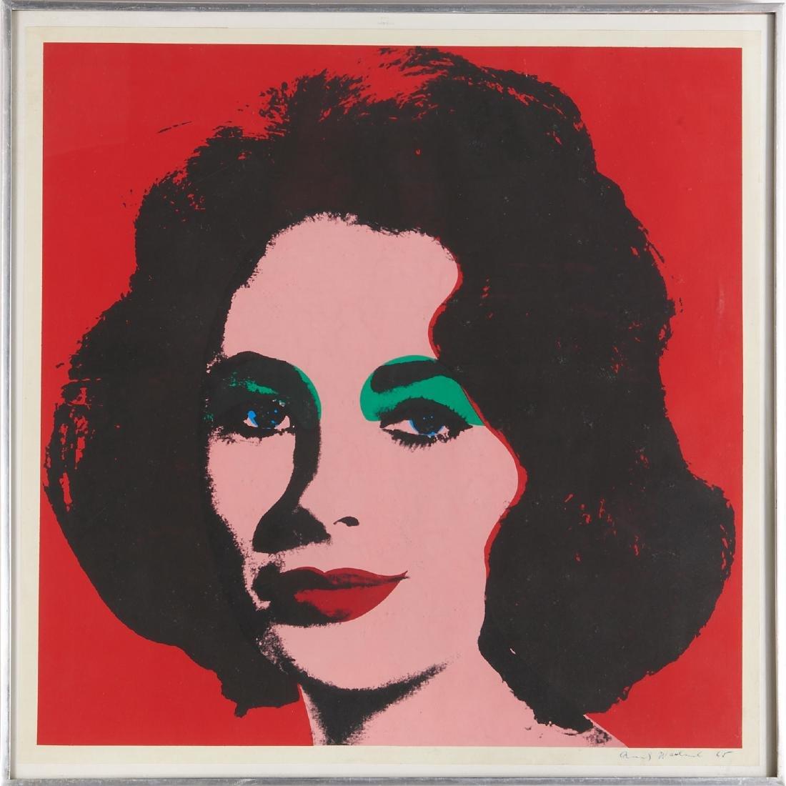 Andy Warhol, print