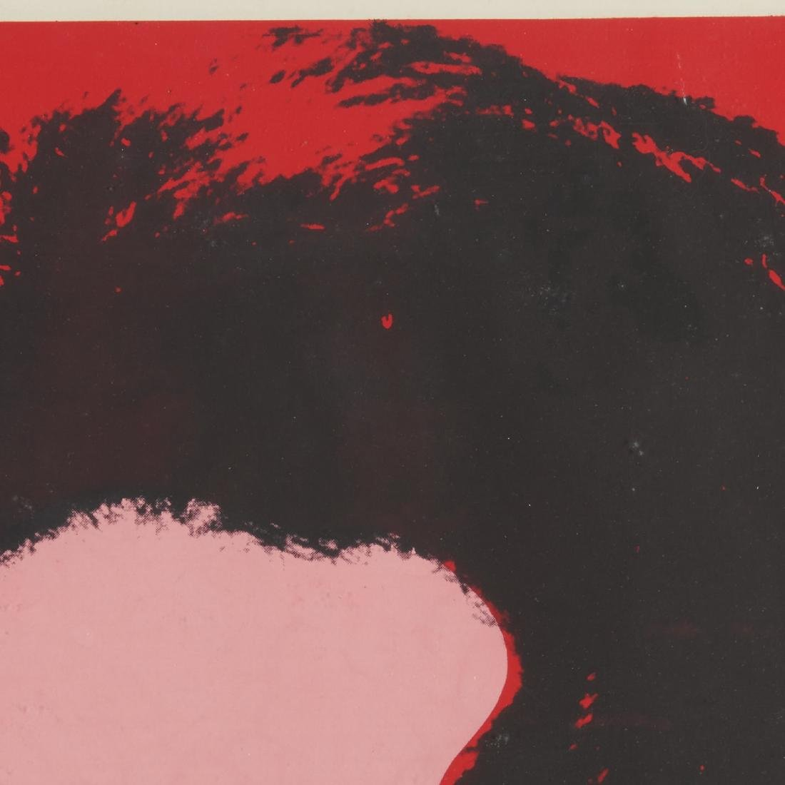 Andy Warhol, print - 5