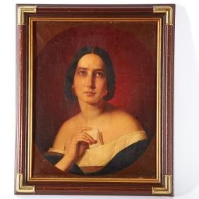 Circle of Jean-Auguste-Dominique Ingres, painting