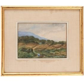 George Sand, painting