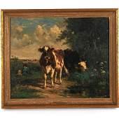 Marie Dieterle, painting
