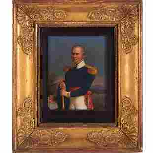 American School, Presidential painting