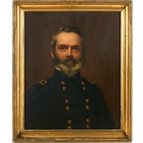 James Reeve Stuart, painting