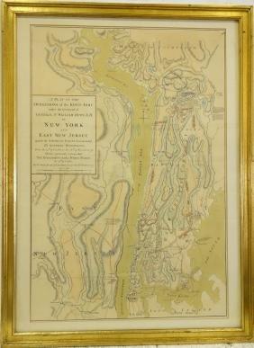 Lot Abc: Historical Prints & Maps