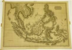 John Pinkerton map of East Indies