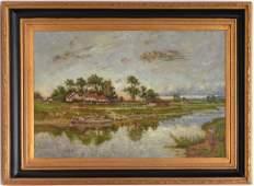 Willard, painting