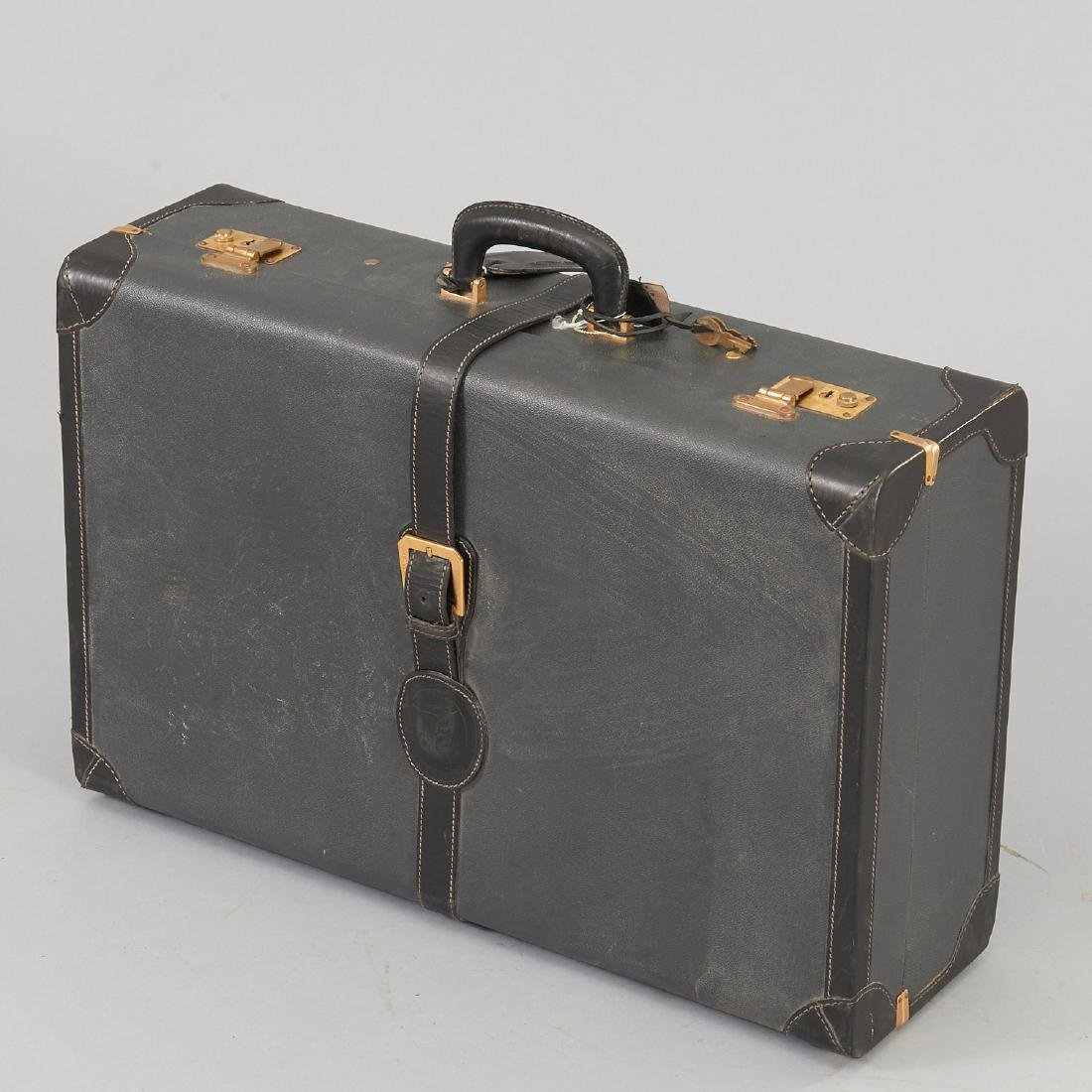 Vintage Trussardi suitcase