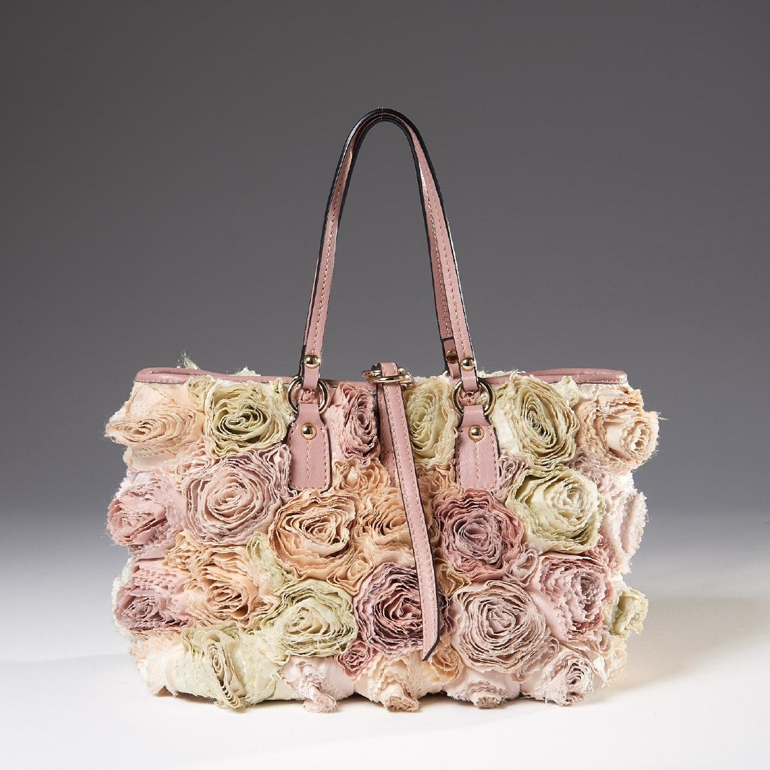 "Valentino Garavani ""Rosier"" floral tote"