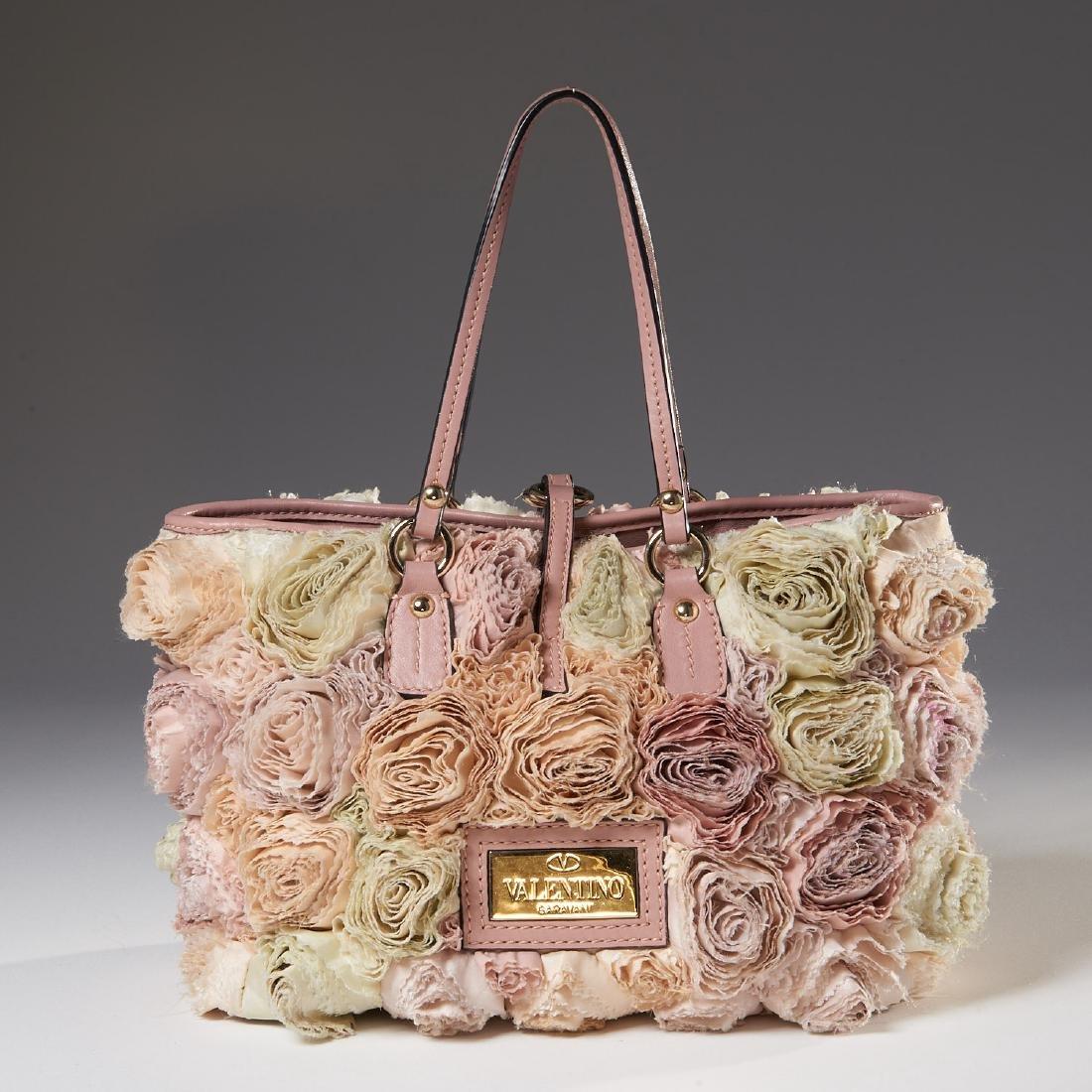 "Valentino Garavani ""Rosier"" floral tote - 4"