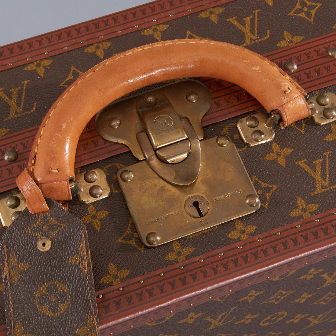 Louis Vuitton Monogram hard sided shoe trunk - 2