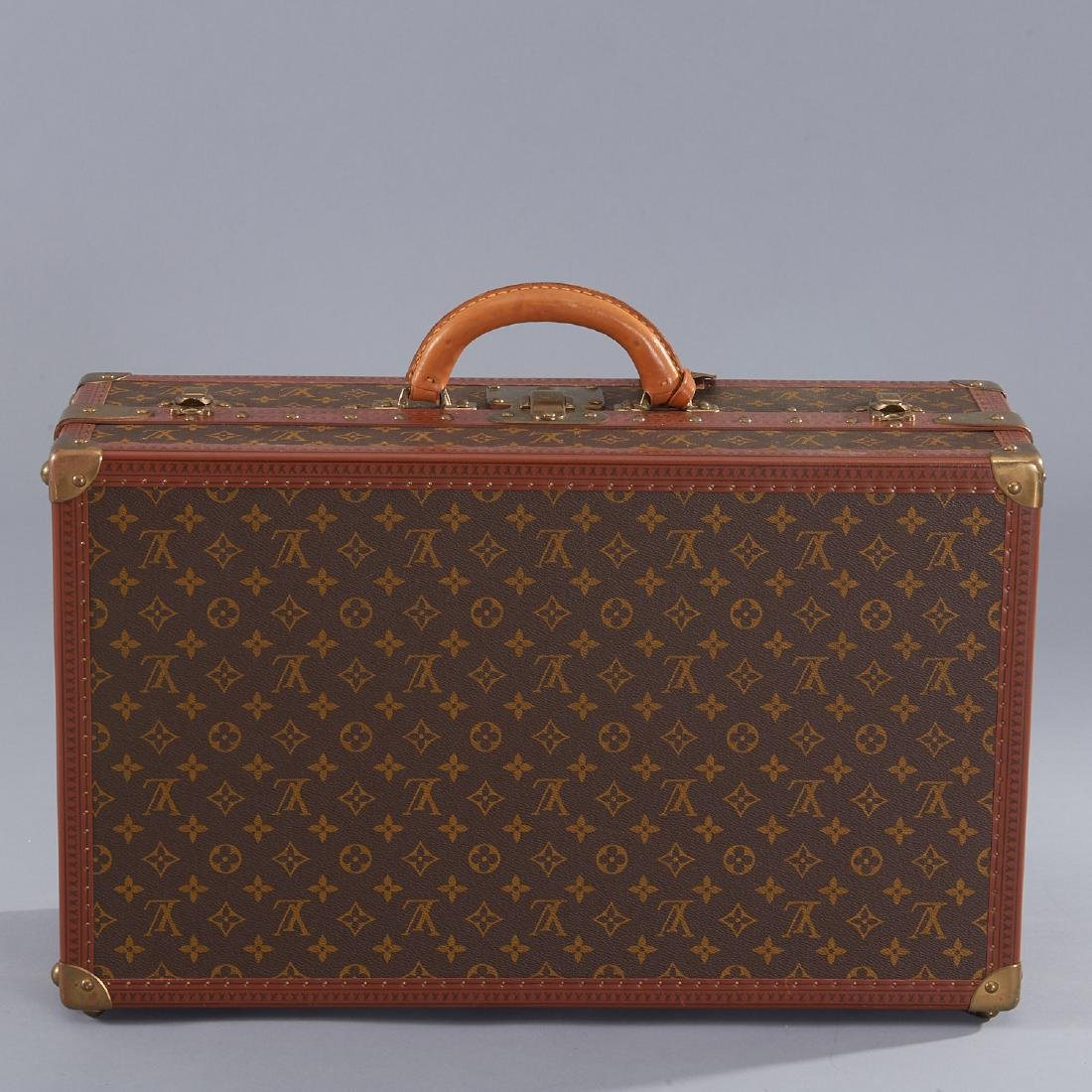 Louis Vuitton Monogram hard sided shoe trunk - 3