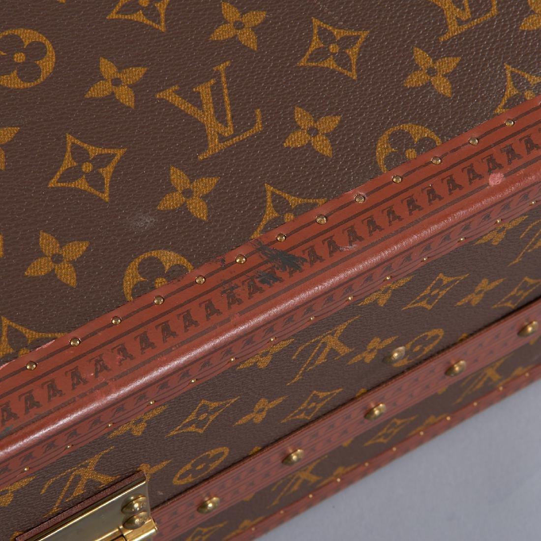 Louis Vuitton Monogram hard sided shoe trunk - 5