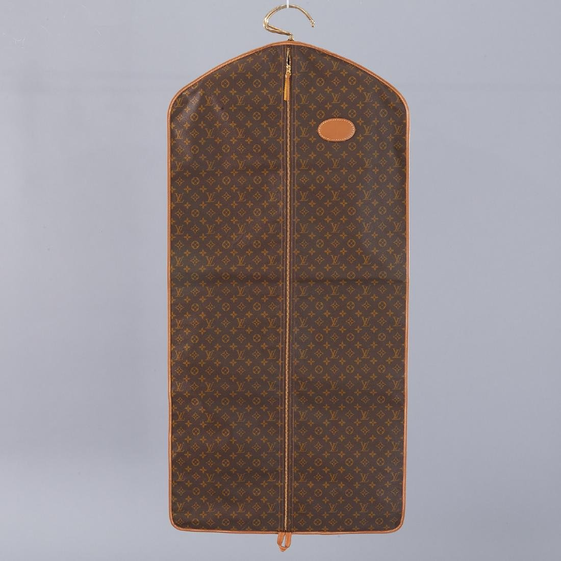 Louis Vuitton Monogram garment bag