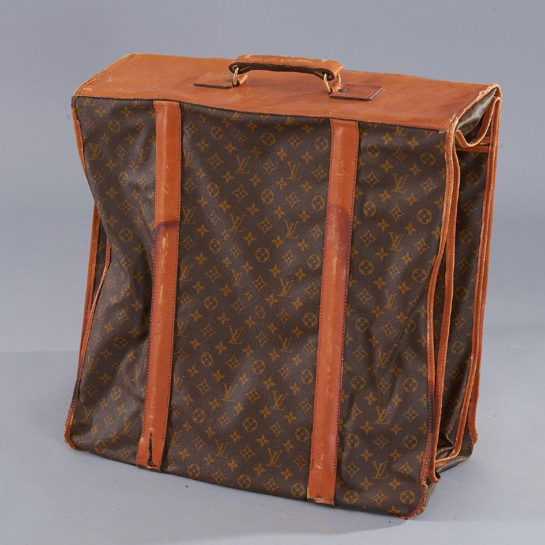 Louis Vuitton Monogram soft sided garment bag