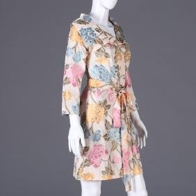 Cynthia Rose Vintage Fabric Coat
