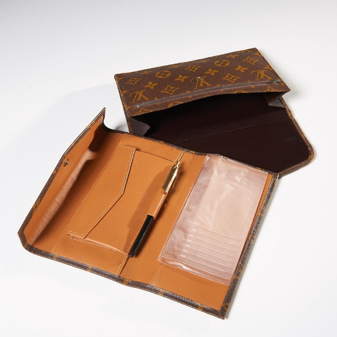 Group of Louis Vuitton Monogram accessories - 4