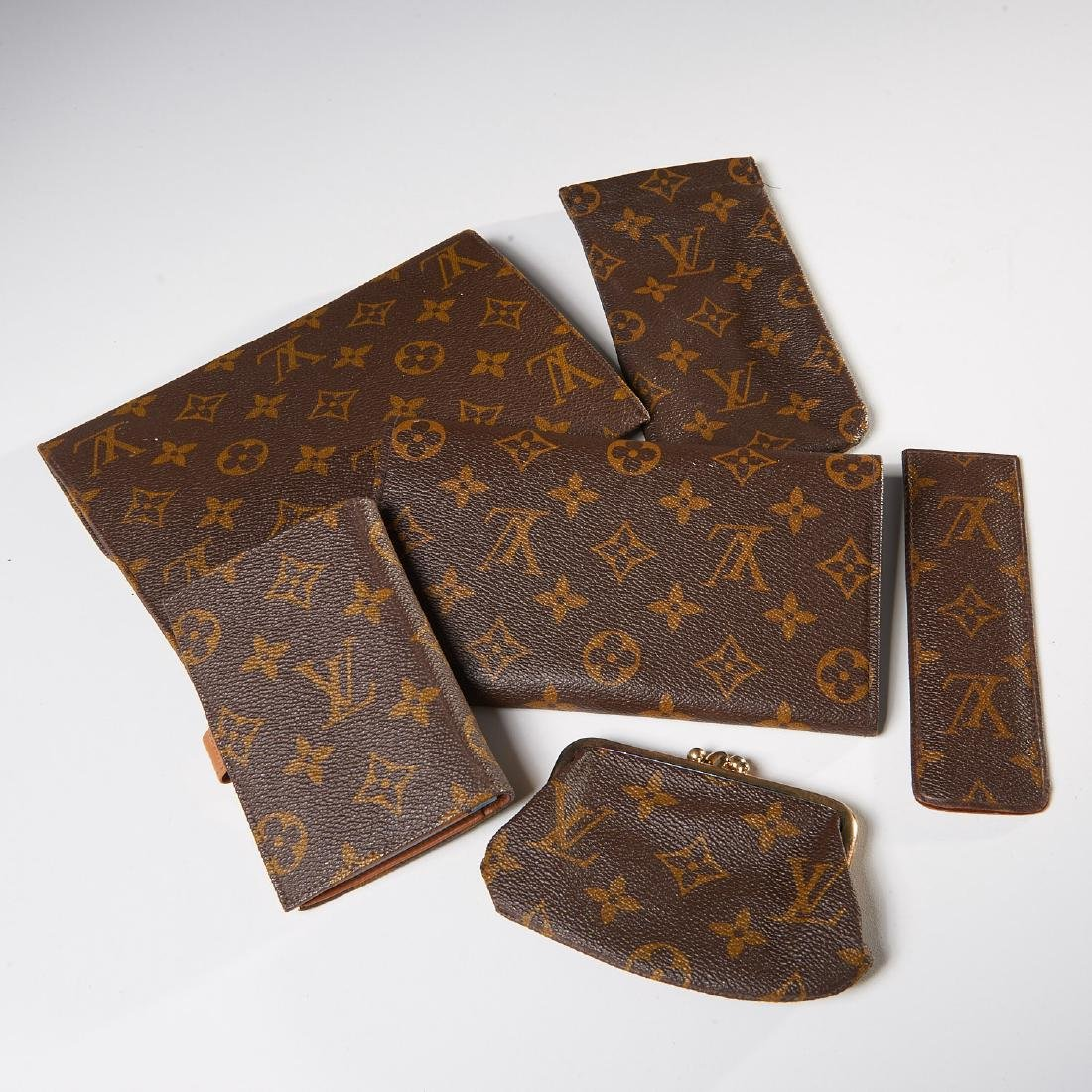 Group of Louis Vuitton Monogram accessories - 6