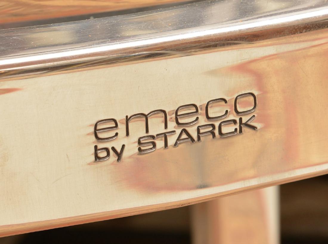 Group Philippe Starck Hudson aluminum seating - 4