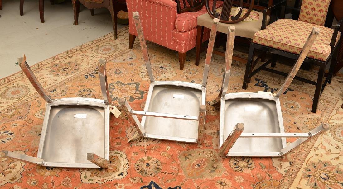 Group Philippe Starck Hudson aluminum seating - 5