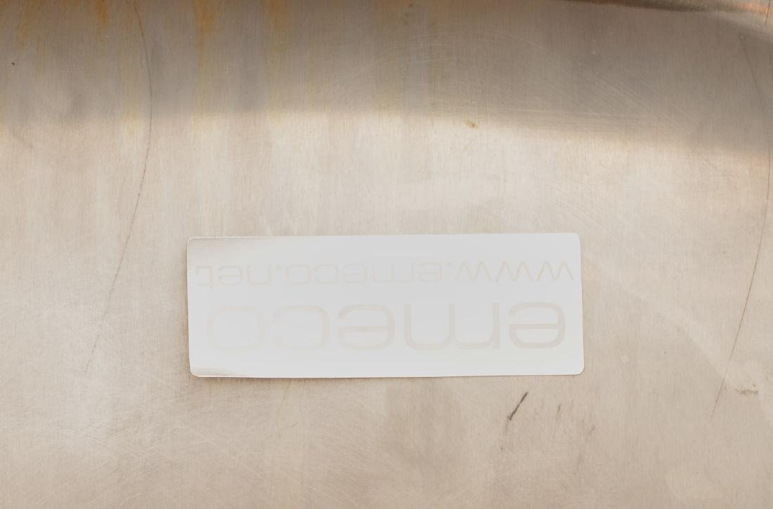 Group Philippe Starck Hudson aluminum seating - 6