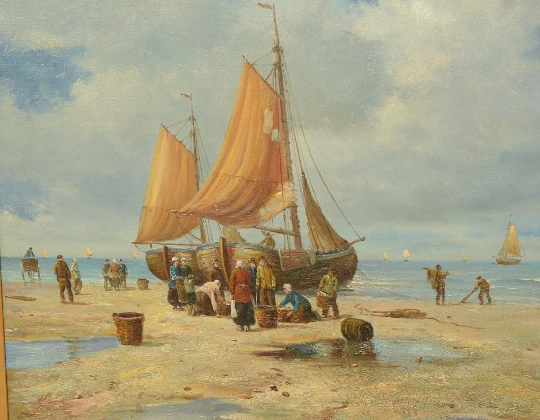 Van Evers, painting - 2