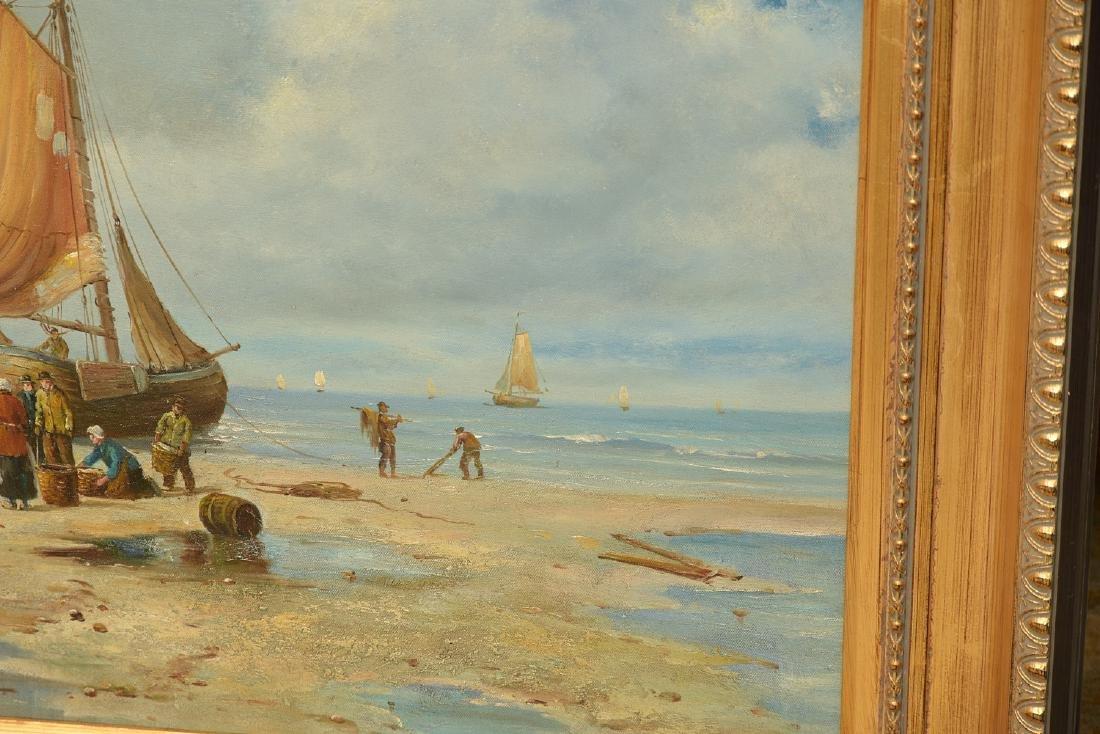 Van Evers, painting - 3