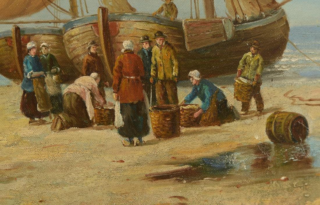 Van Evers, painting - 4
