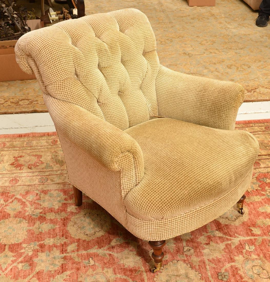 Edward Ferrell Regency style club chair