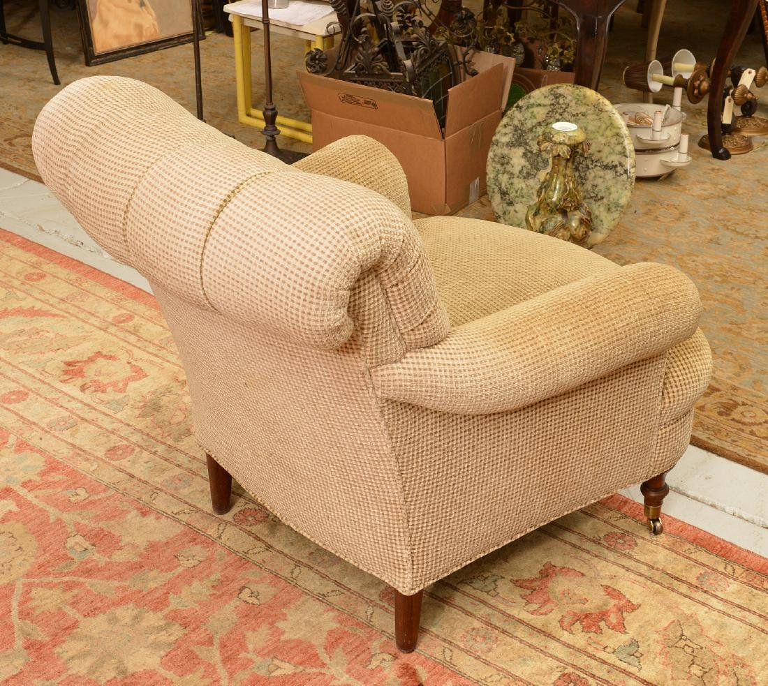 Edward Ferrell Regency style club chair - 3