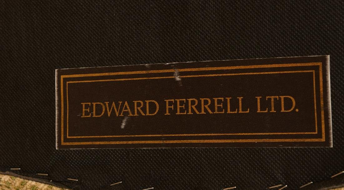 Edward Ferrell Regency style club chair - 5