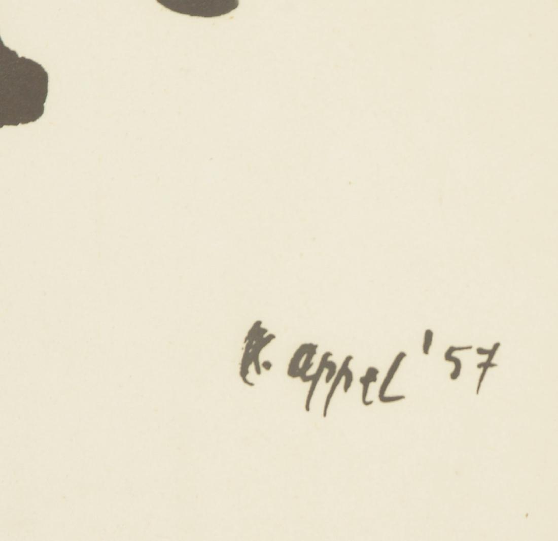 Karel Appel, lithograph - 3