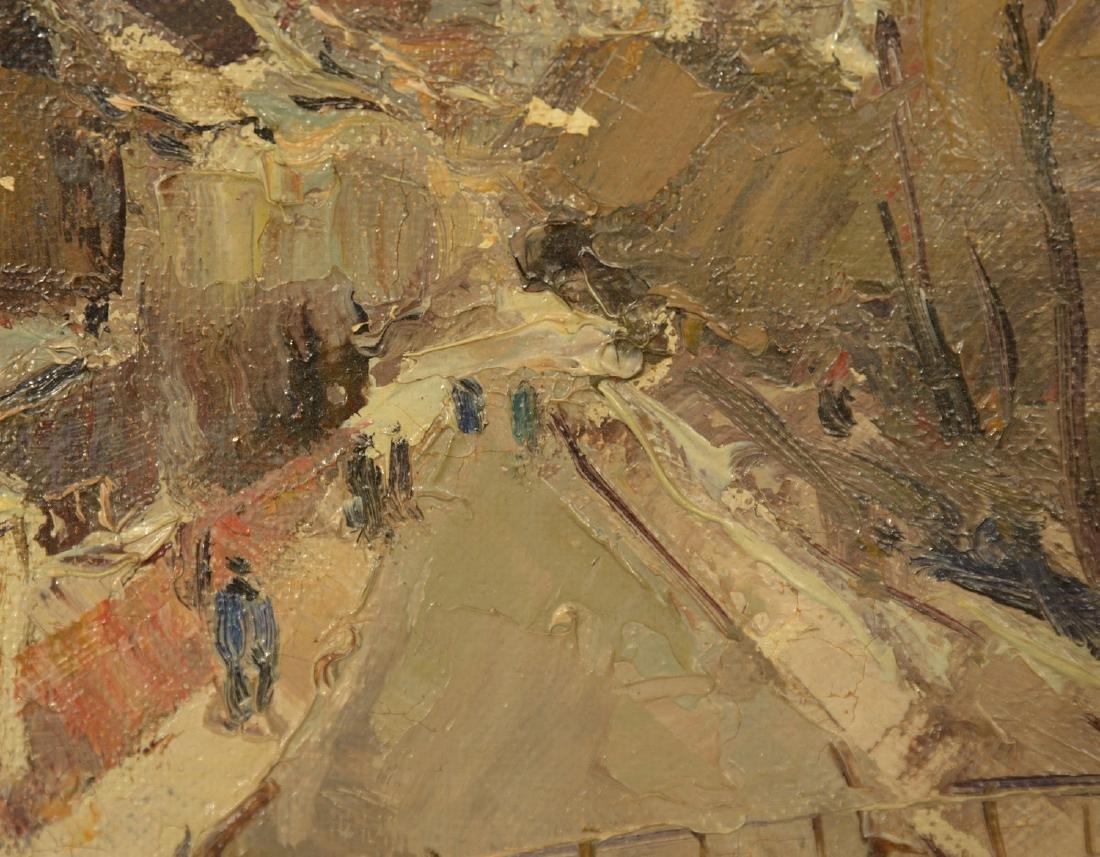 Hermann Edouard Wagner, painting - 3