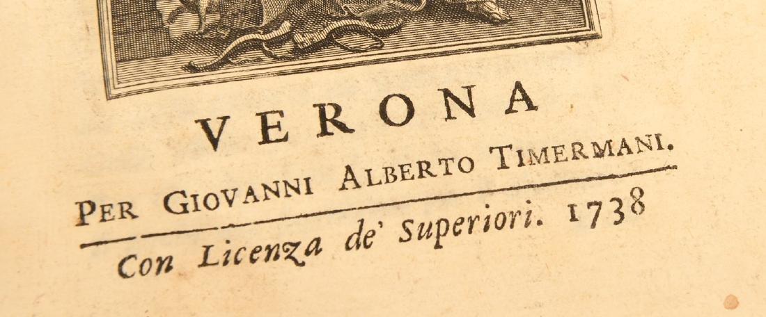 """Book: Grillo, """"Canti Dieci d'Entante Vignaiuolo"""" - 4"""