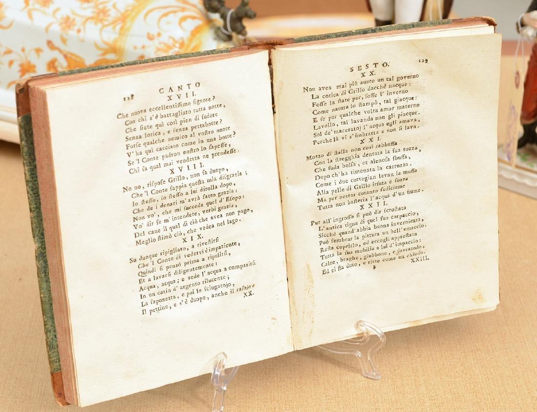 """Book: Grillo, """"Canti Dieci d'Entante Vignaiuolo"""" - 7"""