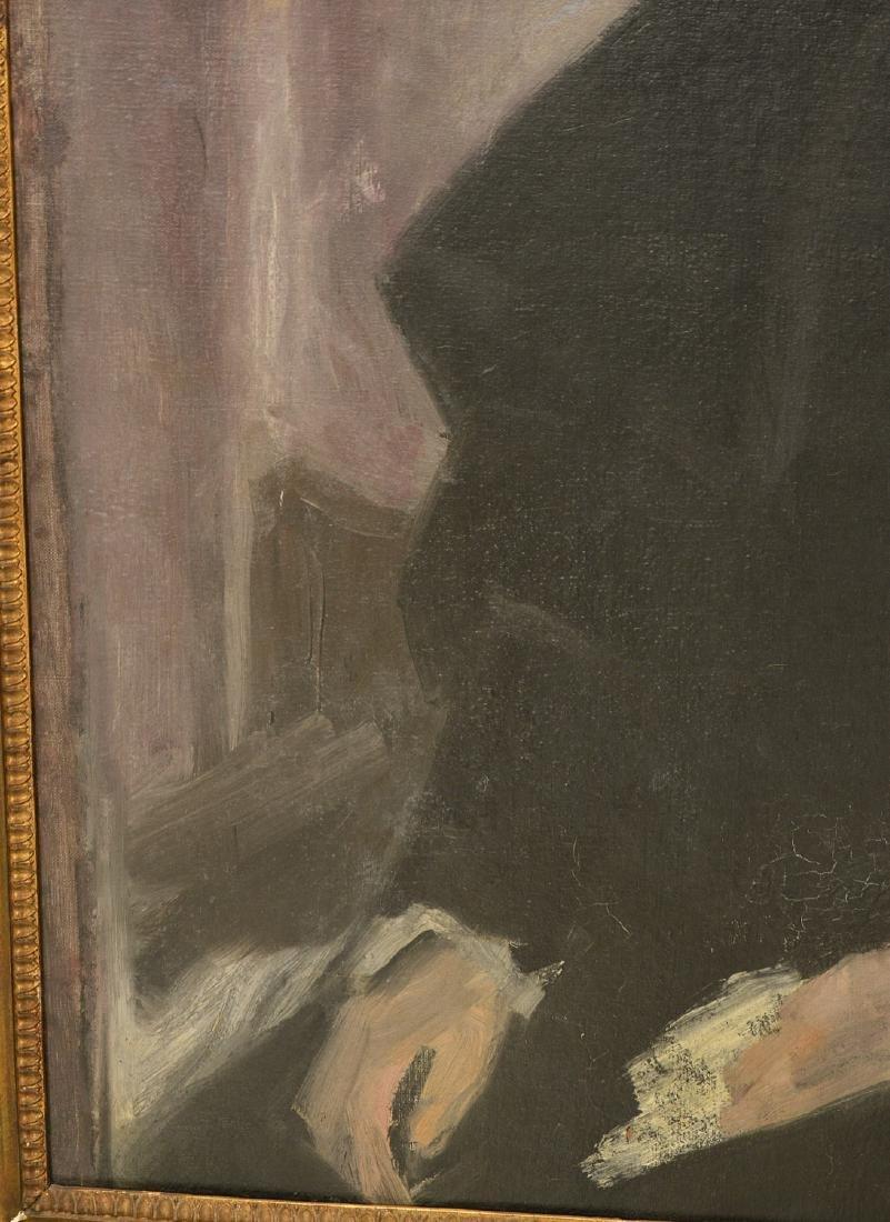 Marie Villedieu, painting - 3