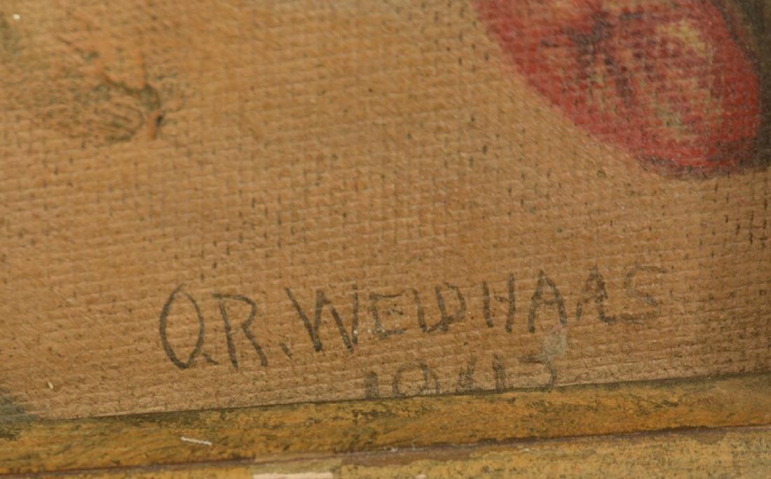 Oscar Ralph Weidhaas, Ashcan painting - 4