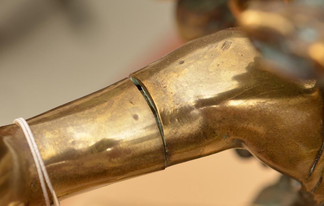 Adolphe Itasse, bronze sculpture - 6