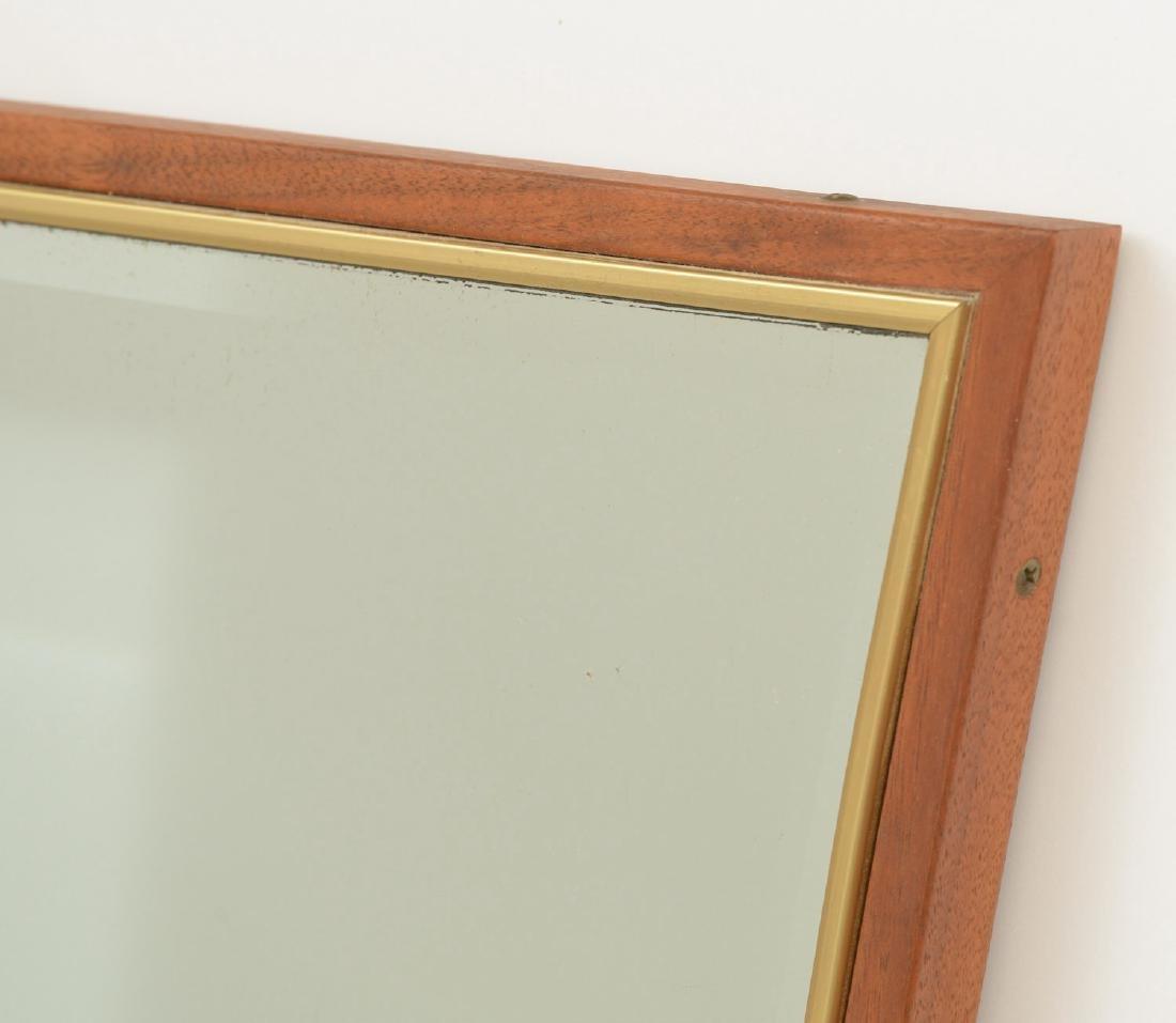 Paul McCobb (attrib.) butterfly shaped mirror - 2