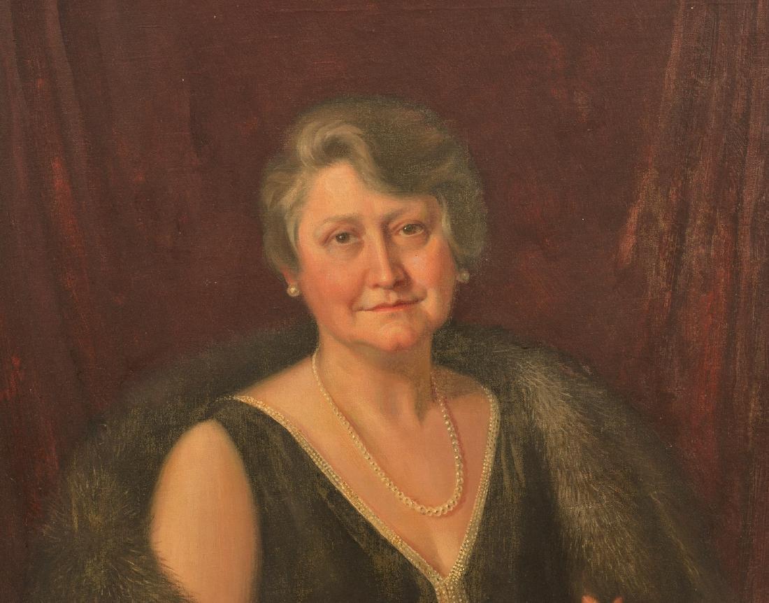 John Doctoroff, portrait painting - 2