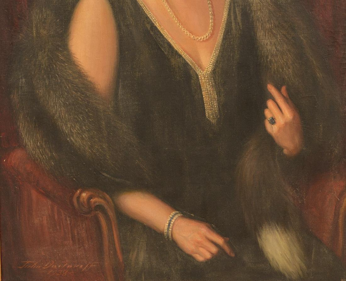 John Doctoroff, portrait painting - 3
