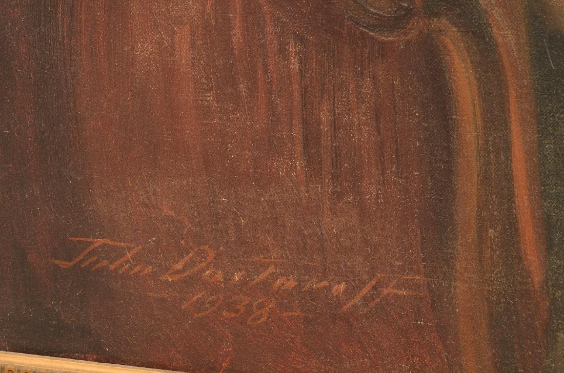 John Doctoroff, portrait painting - 4