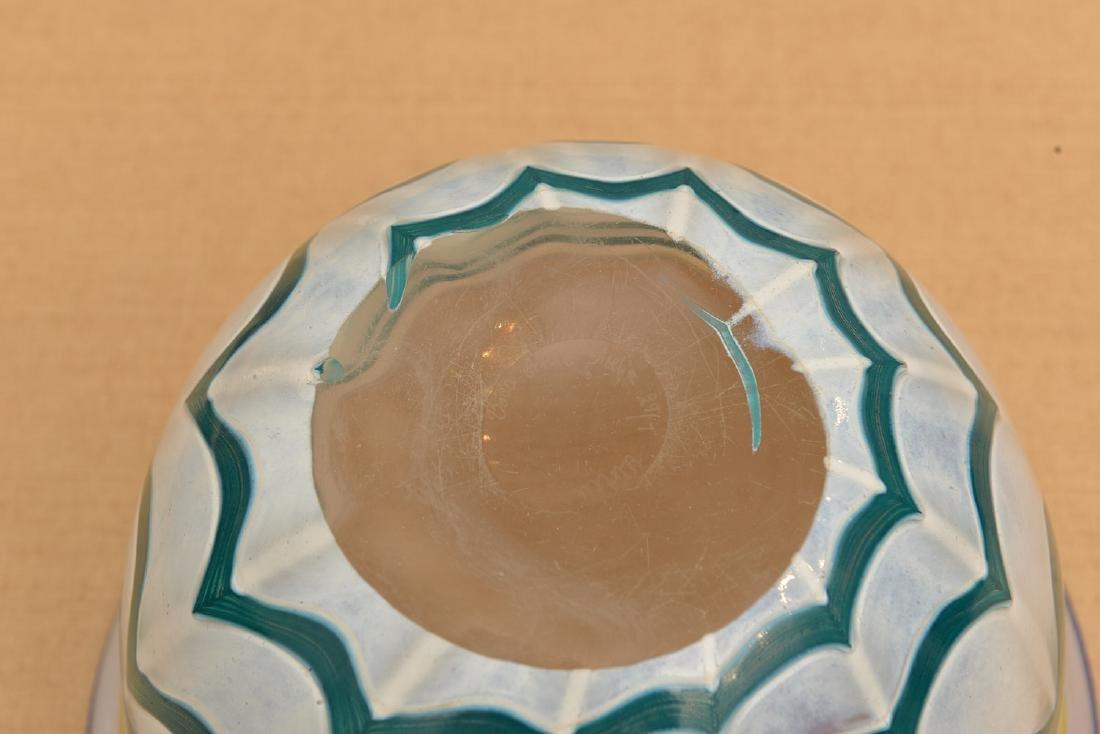 Ulrica Hydman-Vallien for Kosta studio glass vase - 5