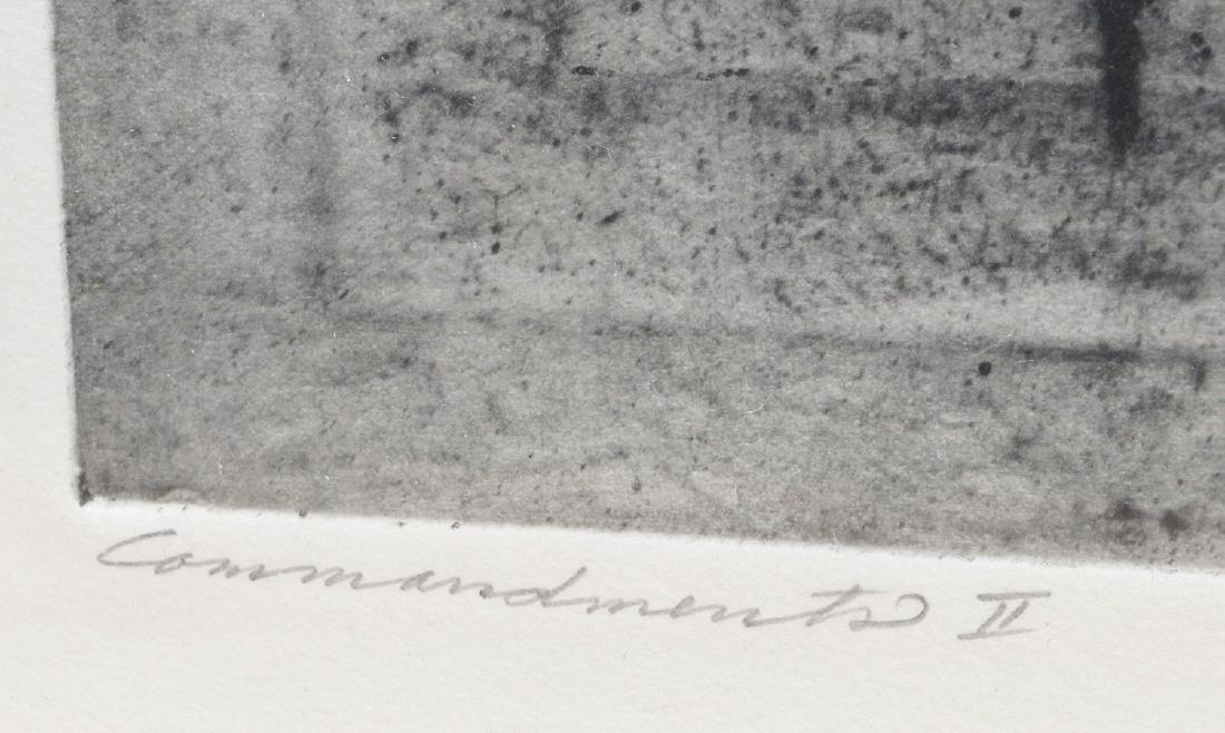 J.B. Thompson, pair lithographs - 6