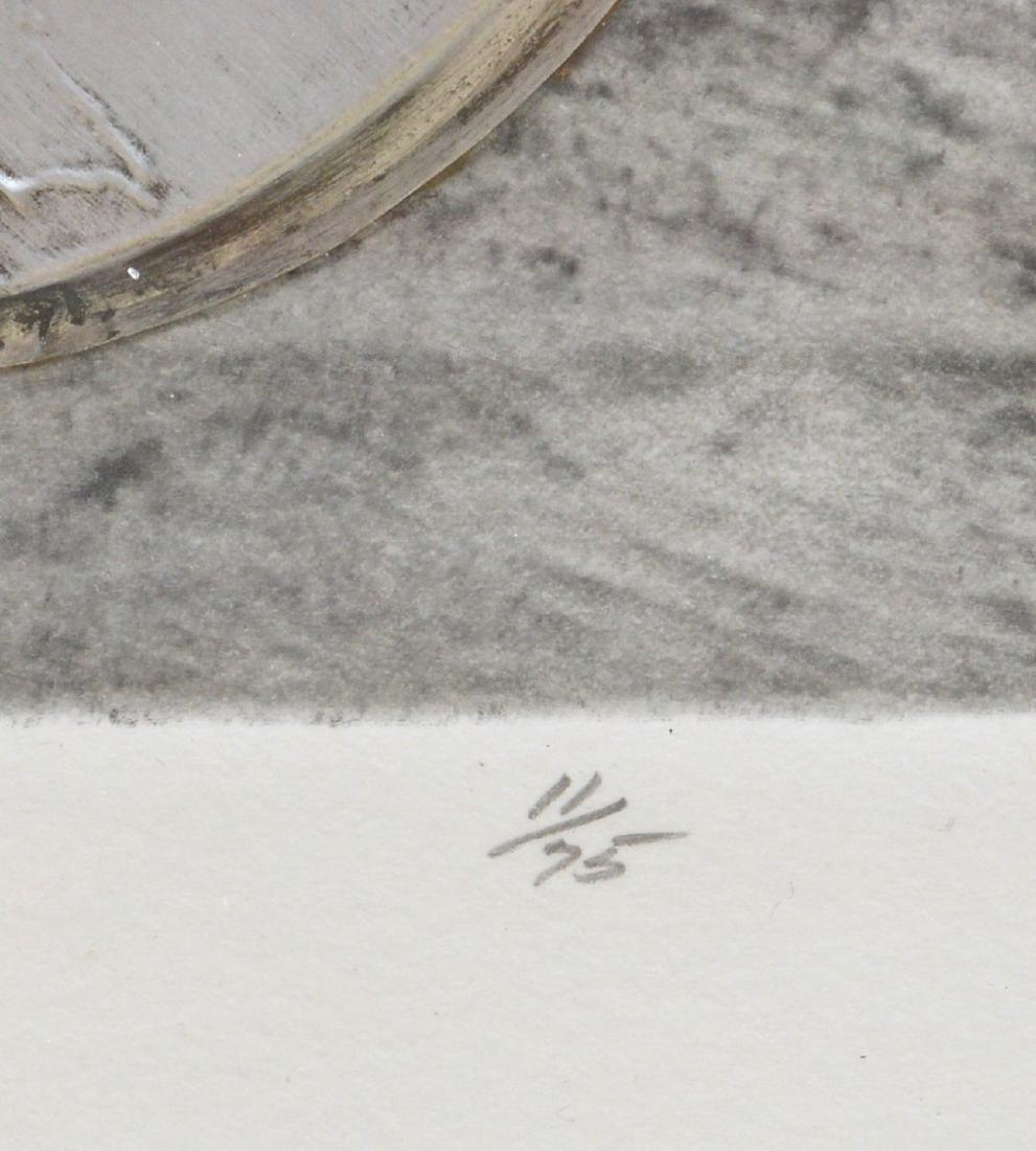 J.B. Thompson, pair lithographs - 7